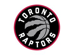 Toronto Raptors Primary Dark Logo on Chris Creamer's Sports Logos Page - SportsLogos. A virtual museum of sports logos, uniforms and historical items. Raptor Dinosaur, Cricut Design Studio, Basketball Quotes, Basketball Party, Owl Clip Art, Hockey Gifts, Speech Therapy Activities, Play Therapy, Silhouette Clip Art