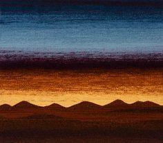 Tapestry Artist Linda Giesen: September Sunset