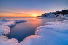 Gooseberry Falls - Lake Superior, MN