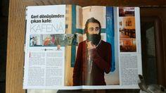 kafeNA / Nokta Dergisi röportajımız. .. Biz bizi okurken...