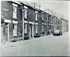 MORLEY Street, Lowe House area, St.Helens Circa1970. Number 21 is near the Lamp post. Whole street Demolished and the space very strangely developed - apparently around an Un-plan or no plan at all. Lots of the streets/ houses around this area were demolished because someone on the council was determined (cough) to do it. Surveys and condemnations were highly suspect and against many owners wishes. Should have been investigated. INDEPENDENTLY. (It wasn't.)