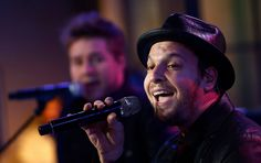 Gavin DeGraw with His Girlfriend | matt nathanson has long been a fan favorite with his
