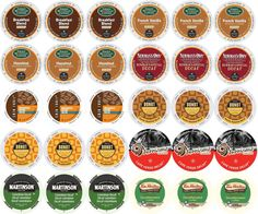 Keurig K-Cup DECAF Coffee Variety Pack 30 Count ** Click image for more details.
