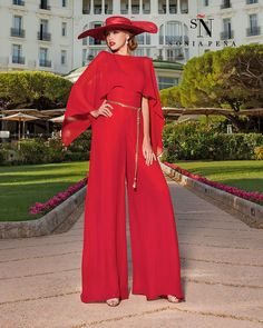 Complete Spring-Summer Collection 2016. Sonia Peña - Ref. 1160118 Jumpsuit