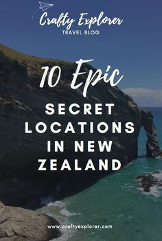 New Zealand is a wonderful country and full of hidden gems! Check out these off-the-beaten-track? locations and make the most of your New Zealand adventure! Travel Abroad, Travel Tips, Travel Guides, Budget Travel, Places To Travel, Travel Destinations, Van Life Blog, New Zealand Adventure, New Zealand Travel Guide