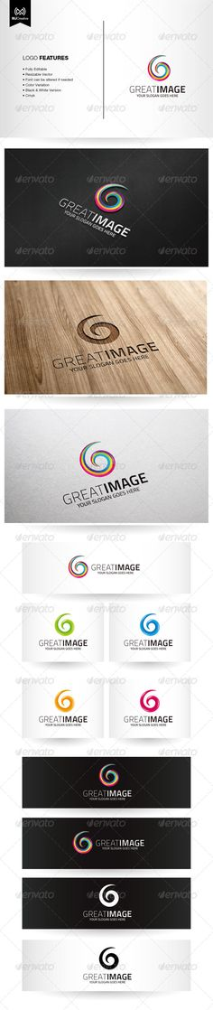 Spiral Colorful G Logo — Vector EPS #artist #print • Available here → https://graphicriver.net/item/spiral-colorful-g-logo/6295989?ref=pxcr
