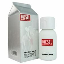 Diesel Plus Plus Masculine Eau De Toilette Spray 75 ml Cologne, Perfume Diesel, After Shave Balm, Aging Cream, Smell Good, Shower Gel, Deodorant, The Balm, Lily Of The Valley