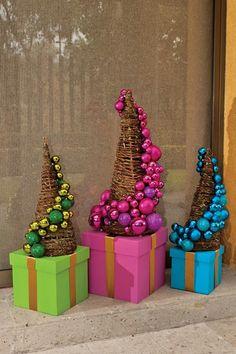 Arbolitos de vara para navidad: Cómo hacerlos ¡Paso a paso!