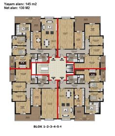 SOYTÜRK-BAU You are in the right place about Residential Architecture presentat Architecture Résidentielle, Cultural Architecture, Education Architecture, Modern Residential Architecture, Aluminium Facade, Apartment Floor Plans, Architectural Design House Plans, Facade Design, The Sims