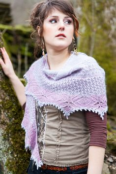 Ravelry: Abencerage pattern by Christelle Nihoul