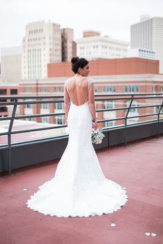 Wedding dress - Robert Bullock Marie dress