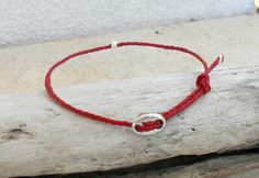 Bohemian braided friendship bracelet waxed irish by Beadstheater, $12.00