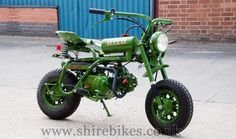 This motorcycle is not for sale.