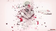 Tokyo Ghoul Ken Kaneki Wallpaper [HD] by Say0chi.deviantart.com on @DeviantArt