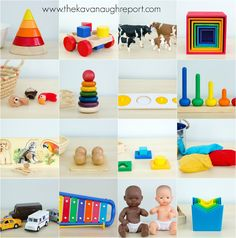 The Kavanaugh Report: Montessori Friendly Toys 16 to 19 Months