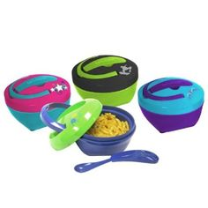 Our Hot Lunch bowl is great way for kids to have a nice hot meal or soup on a cold day at school