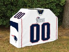 Patriots! #grill #grillcover