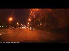 Pedestrian brutally hit by car - Автомобиль жестко сбил пешехода http://youtu.be/oKB8Be5QSkI