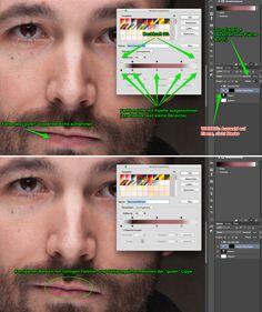 Farbkorrektur in Photoshop mit Gradient Map oder Verlaufsumsetzung