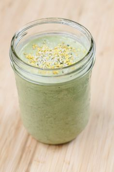 Multivitamin #smoothie #recipe #ontheblog.  My go-to smoothie recipe that I have almost daily!  Jesse's Kitchen Apothecary