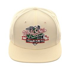 e7965dac03963d Exclusive New Era 9Fifty 1989 Battle of the Bay World Series Snapback Hat -  White