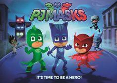 Thats It Mommy | Disney Jr Launches New Junior Superhero Show PJ Masks - Thats It Mommy
