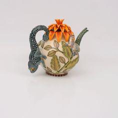 Ardmore Chameleon Teapot