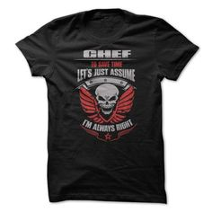 Awesome Chef Shirt