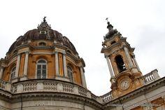 Particolare della #Basilica di #Superga #Torino