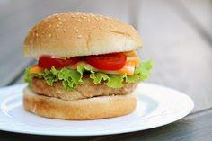 No Fail, Seriously Delicious & Juicy Turkey Burgers