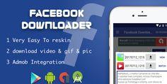 nice Facebook Downloader Video &amp Photo &amp Gif (Utilities)