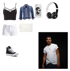 """""""Drake Inspired"""" by verabradly24 on Polyvore featuring Charlotte Russe, maurices, Barbour International, Converse, Style & Co., Casetify, Beats by Dr. Dre, men's fashion, menswear and DRAKE"""
