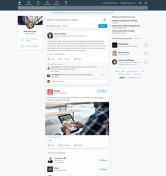 LinkedIn Unveils New Look Desktop Experience, New Features Strategic Marketing Plan, Digital Marketing Strategy, Social Media Marketing, Promote Your Business, Find A Job, Customer Experience, Web Design Inspiration, Social Networks, Internet Marketing