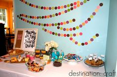 Destination: Craft: Favorite Things Party