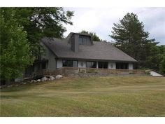 Property 4707 RAAP RD, Romeo, MI 48065 - MLS® #216067742 - Perfect location! Beautiful 4 bedroom, 3.1 bathroom home on 11.7 breathtaking acres that include a winding creek, large pastures, woods a