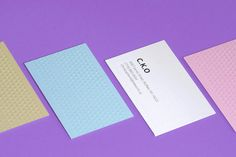 3 | Moo Is Now Selling Letterpress Business Cards That Aren't Really Letterpress | Co.Design | business + design