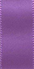 "1 1/2"" GRAPE SINGLE-FACE SATIN POLYESTER RIBBON 