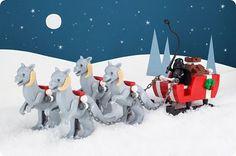 Darth Vader and Tauntauns - A Very Vader Christmas