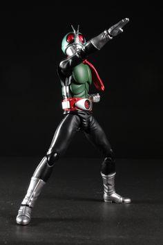 Masked Rider #1  1号