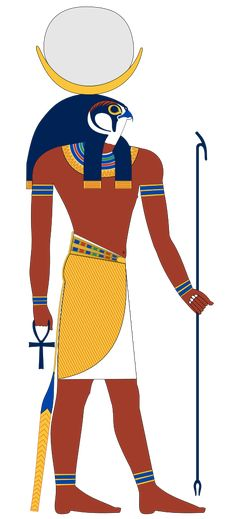 Khonsu - God of the Moon (falcon form) Luxor Temple, Wikimedia Commons, Egyptian Things, Moon, Mirror, The Moon, Mirrors