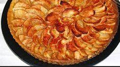 Tarte Clássica de Maçã  Na maçã, está uma grande concentração de fibras e vitaminas B,  B1, B2, B3 ,C e E...  Receita completa em http://www.receitasja.com/tarte-classica-de-maca/