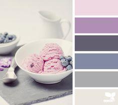 dessert tones color palette from Design Seeds Colour Schemes, Color Combinations, Colour Palettes, Color Palate, Design Seeds, Color Swatches, Color Of Life, Color Theory, Pantone