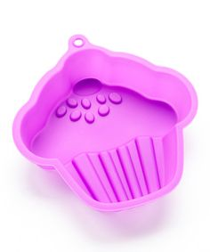 Another great find on #zulily! Purple Cupcake Cake Mold #zulilyfinds