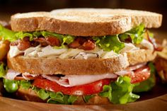 Chris Powell's Turkey BLT | The Dr. Oz Show  Fight flab, boost your metabolism and squash hunger once and for all with this lunch recipe from Chris Powell's Miracle Meal Plan. Build a miracle meal with one food from each of the high-protein, high-fiber and metabolism-boosting categories and take off up to 20 pounds this year!