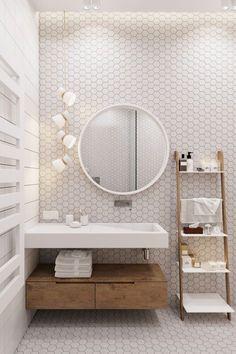 Cheap Home Decor .Cheap Home Decor Bad Inspiration, Bathroom Design Inspiration, Decoration Inspiration, Bathroom Interior Design, Modern Interior, Decor Ideas, Decorating Ideas, Midcentury Modern, Interior Ideas
