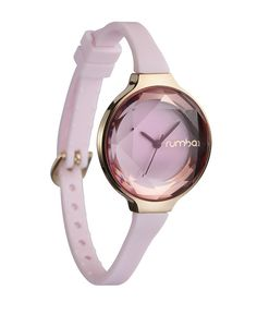 RumbaTime Orchard Gem Mini - Watch - Peony Pink
