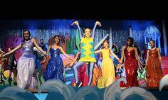 Flounder Costume For Girls Flounder 2