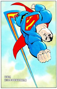 Superman For All Seasons #3 - art by Tim Sale, words by Jeph Loeb