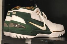 f50010ff63e  SVSM  Air Zoom Generation coming soon  Just days after Nike brought back  the black colorway of LeBron s first signature shoe