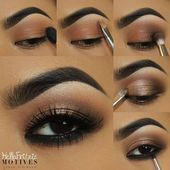 Motives by Loren Ridinger is a trusted name in makeup, skin care, and body care. Shop securely online for your favorite cosmetics and beauty products. Makeup Eye Looks, Eye Makeup Tips, Makeup Dupes, Makeup For Brown Eyes, Smokey Eye Makeup, Makeup Inspo, Eyeshadow Makeup, Makeup Inspiration, Hair Makeup
